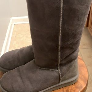 UGGs Classic Grey Boots Tall